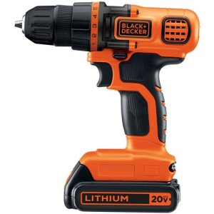 Buy cheap Black & Decker LDX120C Cordless Drill